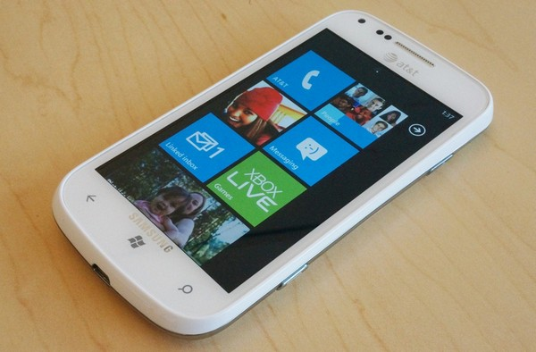 Samsung And At T Announce Focus Lte Windows Phone On May