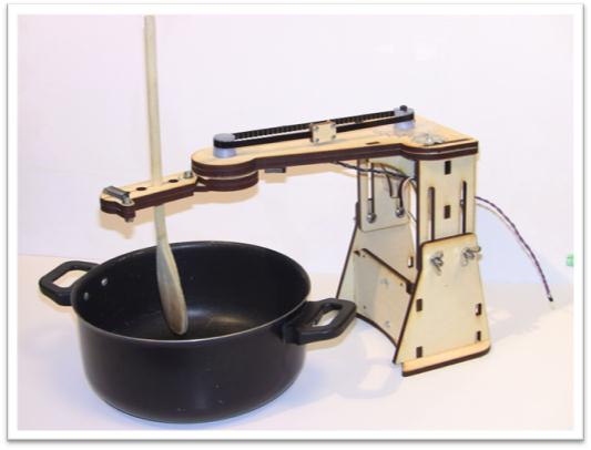 Captivating Ben Hecku0027s Android Controlled Pot Stirrer Does (most Of) The Cooking For You