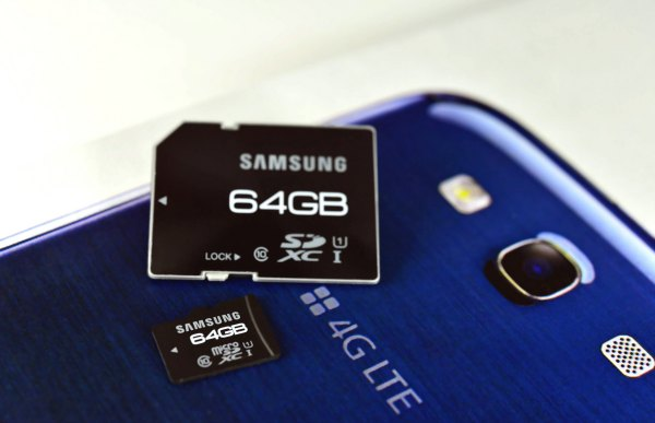 samsung brings speedy uhs i class sd and microsd memory. Black Bedroom Furniture Sets. Home Design Ideas