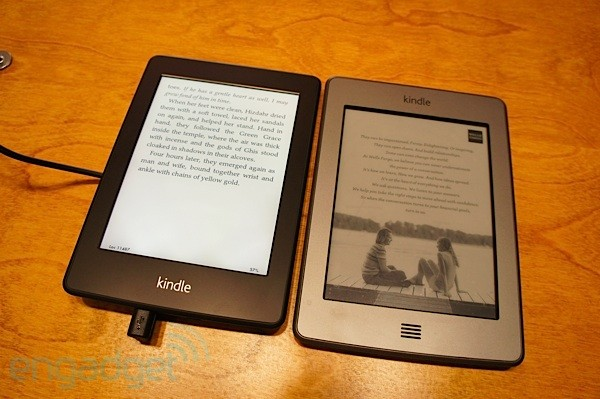 Kindle Fire, meet Kindle Fire HD