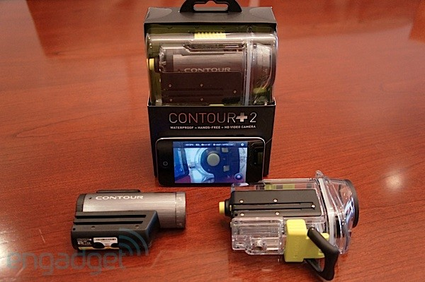Contour+2 action camera puts waterproof 1080p recording in your ...