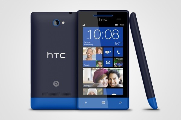 HTC announces Windows Phone 8S a midrange Microsoft handset for the fashion conscious