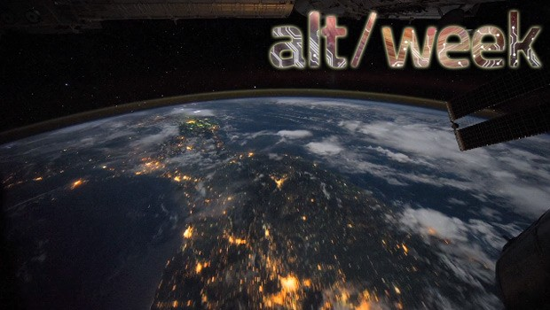 Altweek 10612 supercomputers on the moon, hear the Earth sing and the future of sports commentary