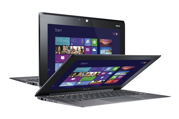 ASUS TAICHI dual-screen Ultrabook coming in November for $1,300 and up, 13-inch version to follow a month later