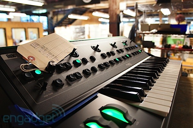 Visualized A look inside Moog's analog synthesizer factory
