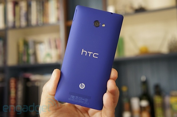 htc windows phone 8x review battery life