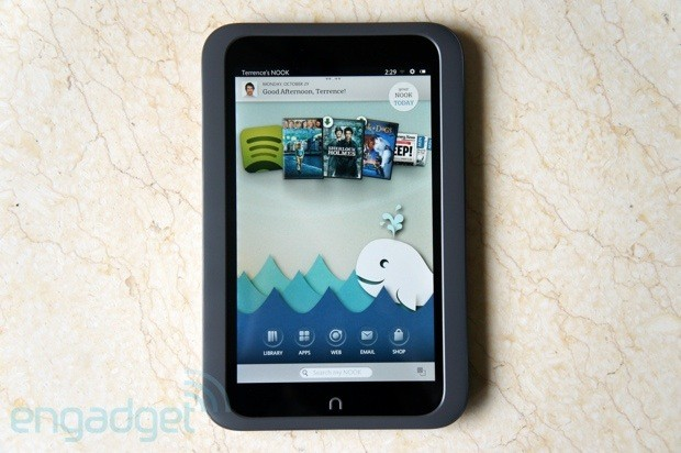 nook hd review a high def tablet with the heart of a reader