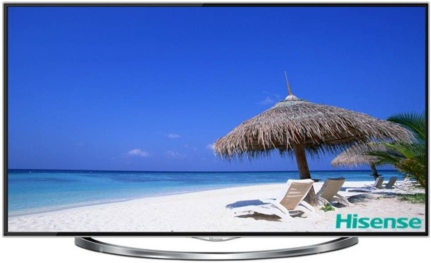 Hisense jumps into 4K TVs with the XT880, promises Android 4 0 and a