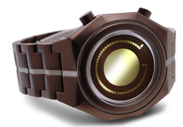 DNP Tokyoflash launches the Kisai Maru watch, lets you live out your Tony Stark fantasies video
