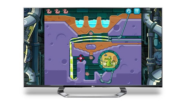 LG adding more games to its Cinema 3D Smart TVs in 2013