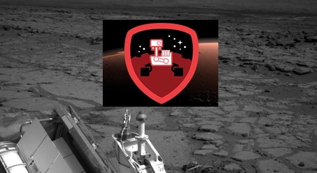 Curiosity spends holidays in Yellowknife Bay, gets on special Foursquare badge