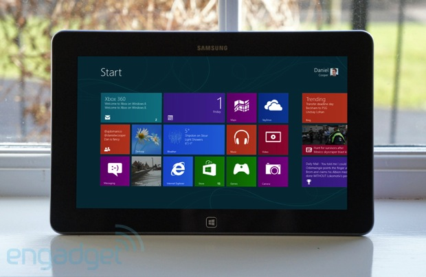 Samsung ATIV Tab review: the Windows RT tablet you'll never find ...