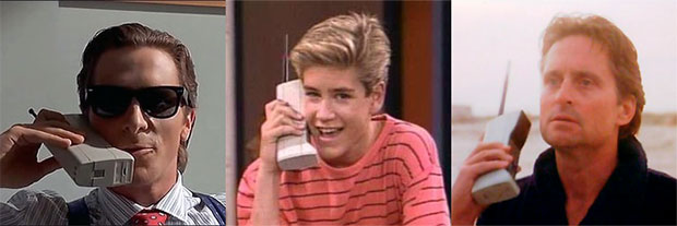 the first phone call ever
