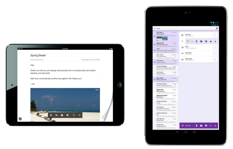 Yahoo Weather Arrives On Iphone With Flickr Integration Mail Comes To Ipad And Android Tablets