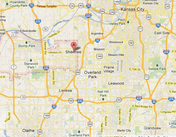 Google adds Shawnee, KS to its Fiber map