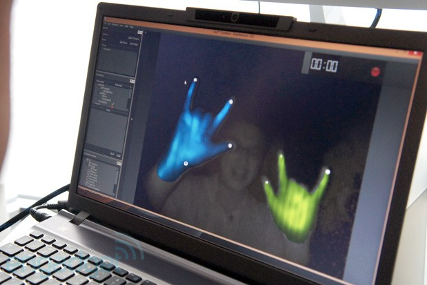Softkinetic Teases Embedded 3d Depth Camera Coming To