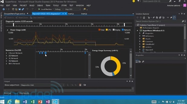 microsoft announces visual studio 2013 preview now available for