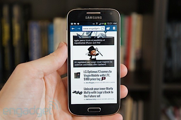 Samsung Galaxy S4 Mini review: small in size, but not worth the ...
