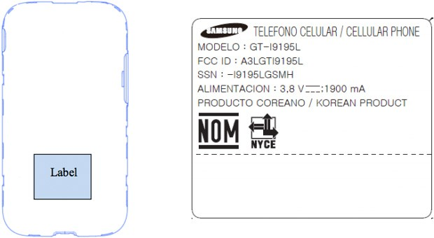 Samsung Galaxy S4 Mini revisits the FCC, now with AT&Tfriendly LTE
