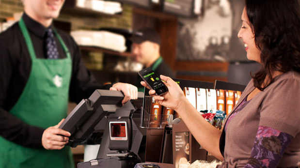 DNP Starbucks gets increasingly digital, 10% of transactions made with phones
