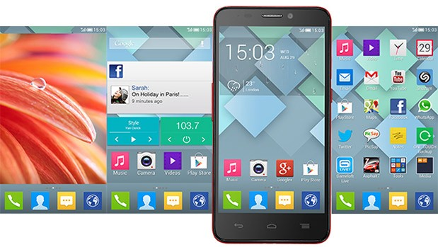 DNP Alcatel One Touch Mini, S, Evo 8 HD