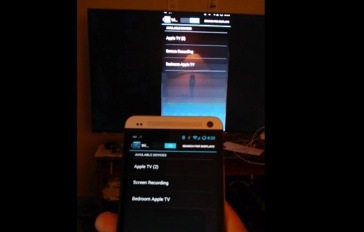 airplay mirror for android Android to AirPlay Mirroring demonstrated, coming soon to CyanogenMod airplay mirror for android