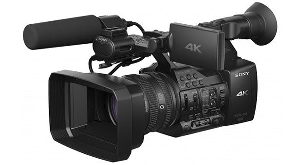 sony offers pro 4k camcorder for 6 500 the pxw z100 with 10 bit rh engadget com Stevens Point Buyer's Guide Buyer's Guide Classified Ads