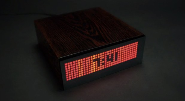 ALARMclock forces you to seize the day by telling you how many you have left