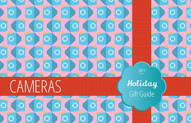 Engadget's Holiday Gift Guide 2013 Cameras