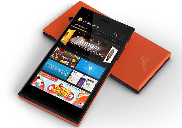 Jolla's phone will use Nokia HERE map data, get Android apps from Yandex