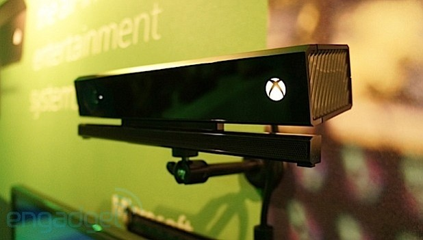 DNP Microsoft clarifies what Xbox One and Kinect do with your stored data