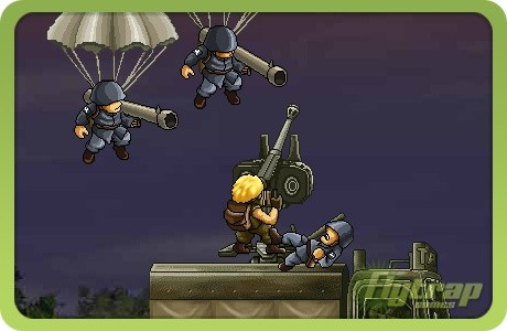 Military Rescue, Flash Games Online & Download