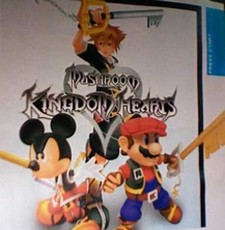nintendo kingdom hearts