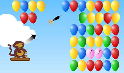 In The Flash Bloons
