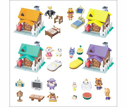 More Animal Crossing Stuff To Fill Your House With