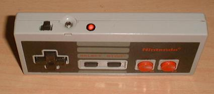 DIY: Make your own wireless NES controller