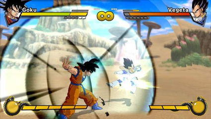 Dragon ball z burst limit will feature online play voltagebd Image collections