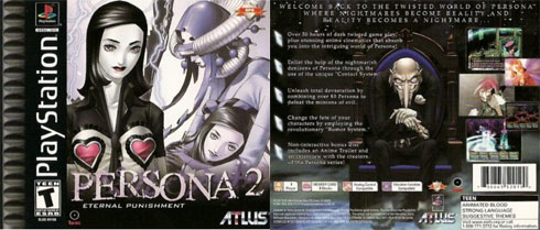 Download Kumpulan Game Persona PSX PS1 Terlengkap - RonanElektron