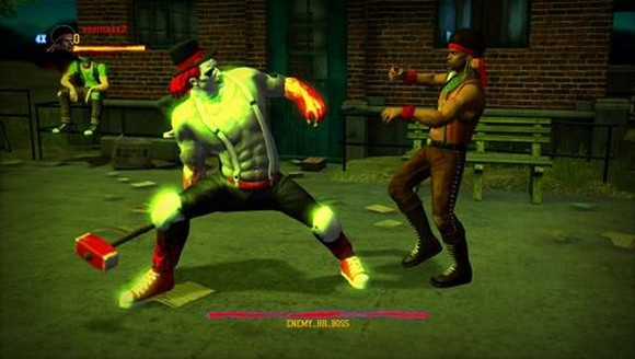 New 'The Warriors' game headed to XBLA this summer