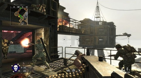 Joyswag call of duty world at war dlc map pack 3 360ps3 gumiabroncs Images