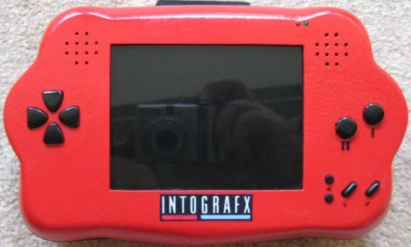 Modder invents portable Turbografx-16, again