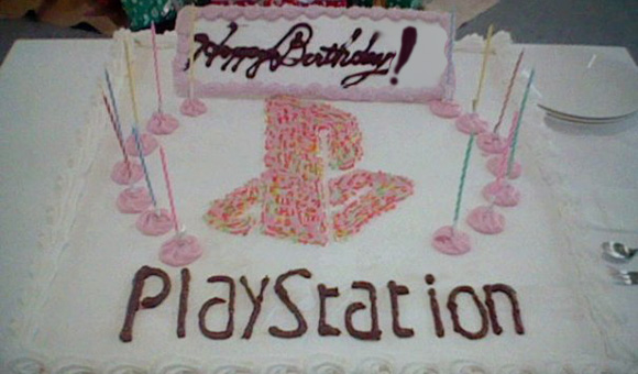 Happy Birthday Playstation