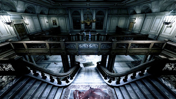RE5 Lost In Nightmares Easter Egg The Classic Cam