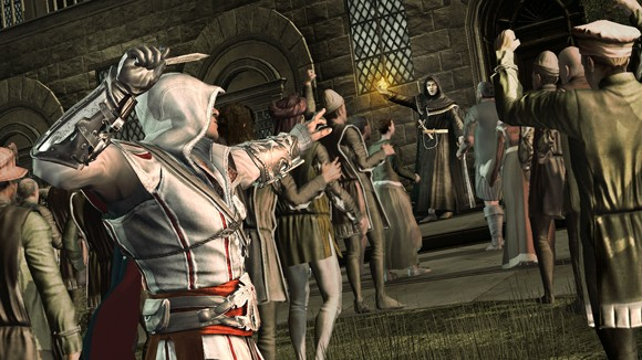 Assassin's Creed The Ezio Collection Review part 1: Assassin's Creed 2