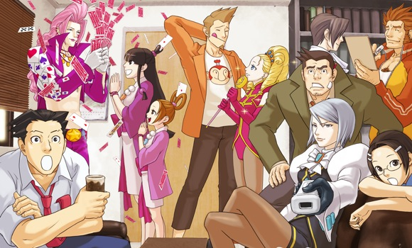 Phoenix Wright Ace Attorney Justice For All Game Info