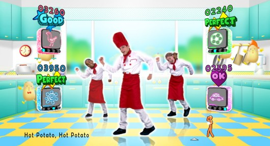 Just Dance Kids busts age-appropriate moves in November