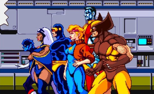XBLA - X-Men Arcade - 800 Points - Now available! - Xbox One