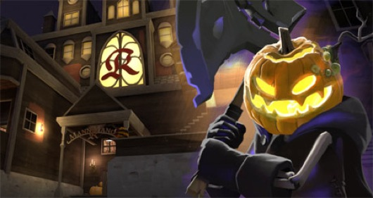 Team Fortress 2 Halloween special adds game's first boss
