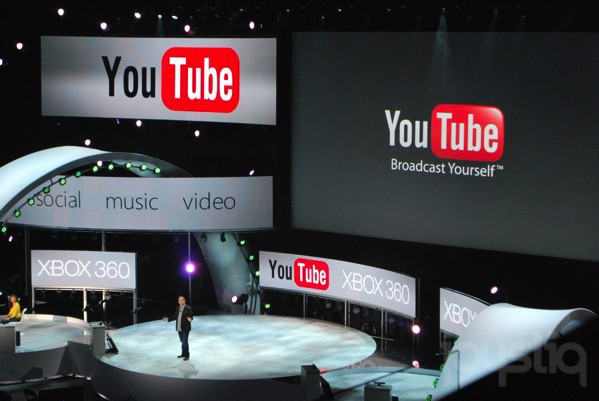 E3 2011 Microsoft Games: Xbox Live will be supporting YouTube, Bing, and Live Television
