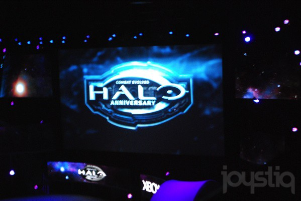E3 2011 Microsoft Games: Halo Combat Evolved